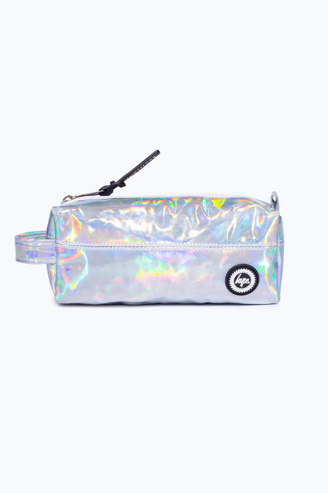 HYPE HOLOGRAPHIC PENCIL CASE