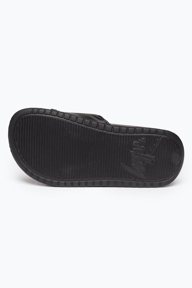 HYPE BLACK SLIDERS