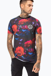 HYPE STEALTH ROSE MEN'S T-SHIRT