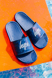 HYPE PAINT SPLATTER SCRIPT KIDS SLIDERS
