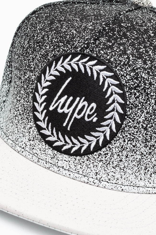 HYPE SPECKLE SNAPBACK HAT