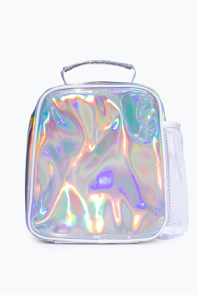 HYPE HOLOGRAPHIC LUNCH BAG