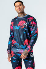 HYPE STEALTH ROSE MEN'S CREW NECK