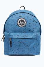 HYPE AIRFORCE BLUE WITH BLACK SPECKLE BACKPACK