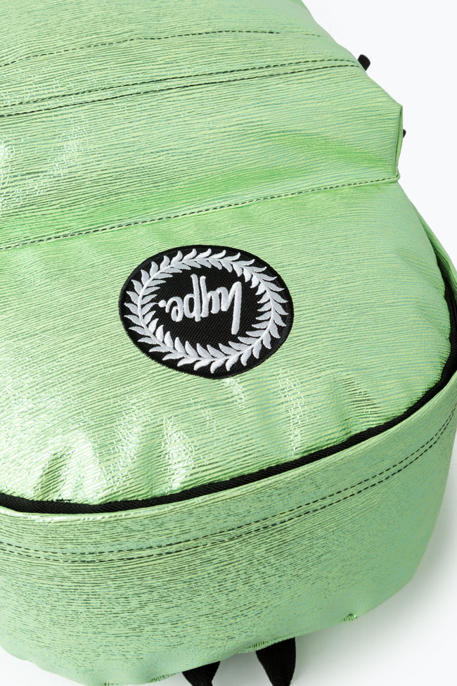 HYPE GREEN SLIME FOIL BACKPACK