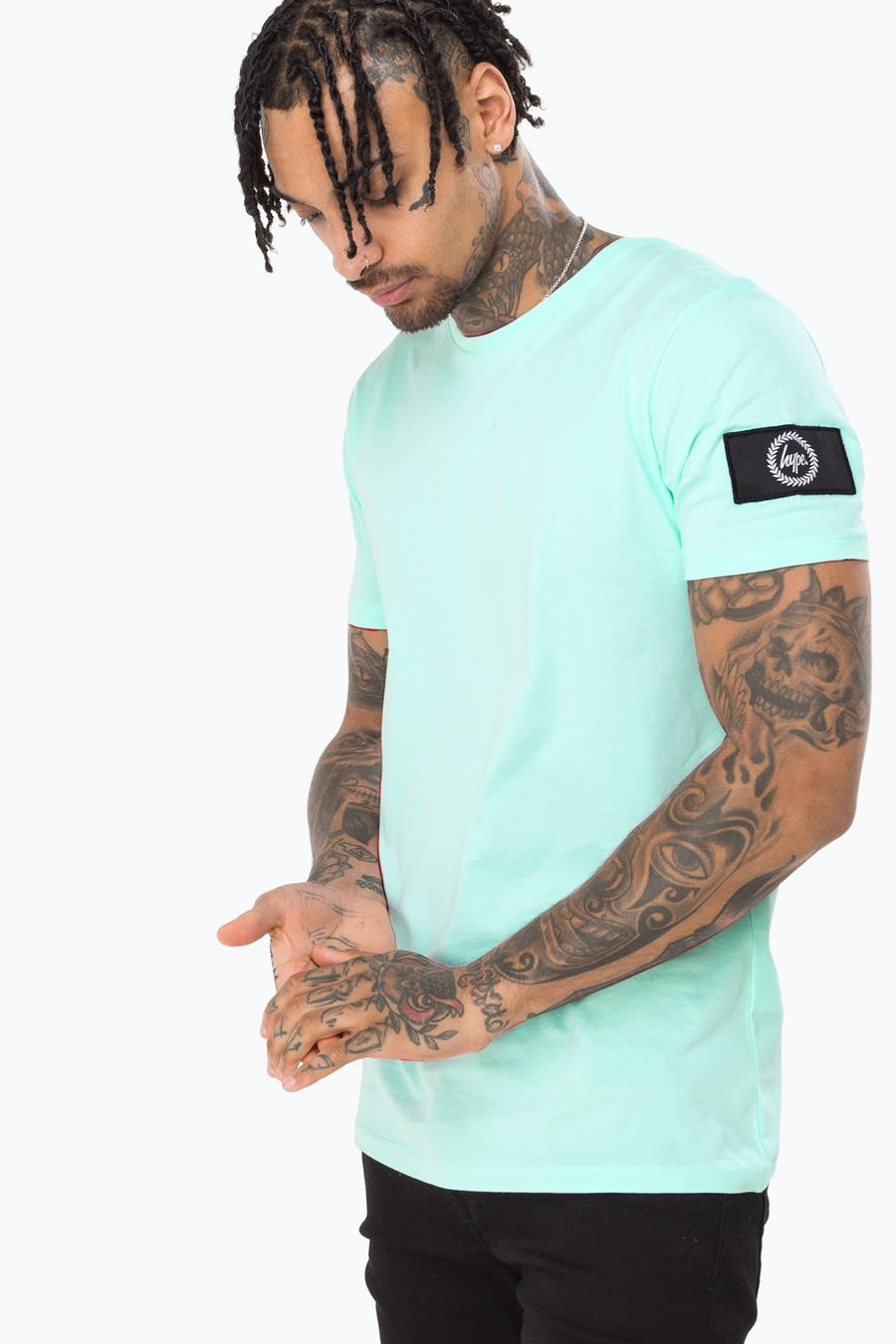 Hype Mint Insignia Mens T-Shirt | Size X-Large