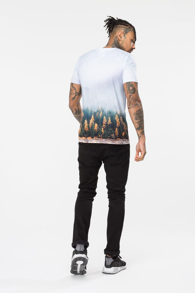 HYPE NORTHERN FOREST MENS T-SHIRT