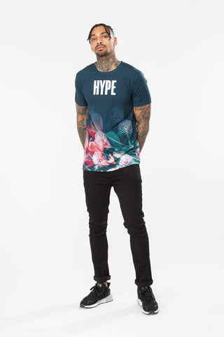 HYPE VOID BLOCK HYPE MENS T-SHIRT