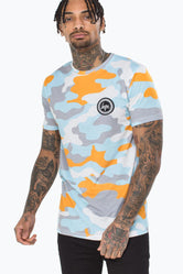 HYPE MANGO CAMO MEN'S T-SHIRT