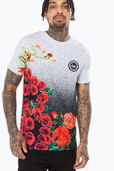 HYPE SPECKE FADE ROSE MEN'S T-SHIRT