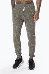 HYPE KHAKI SPLAT MEN'S JOGGERS