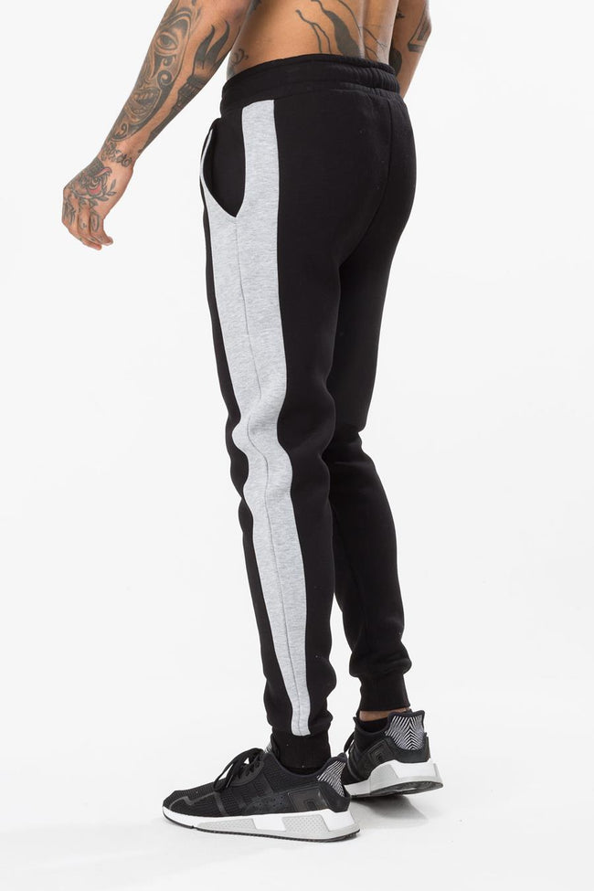 HYPE BLACK BRADFORD MEN'S JOGGERS