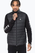 HYPE BLACK CORE MEN'S GILET