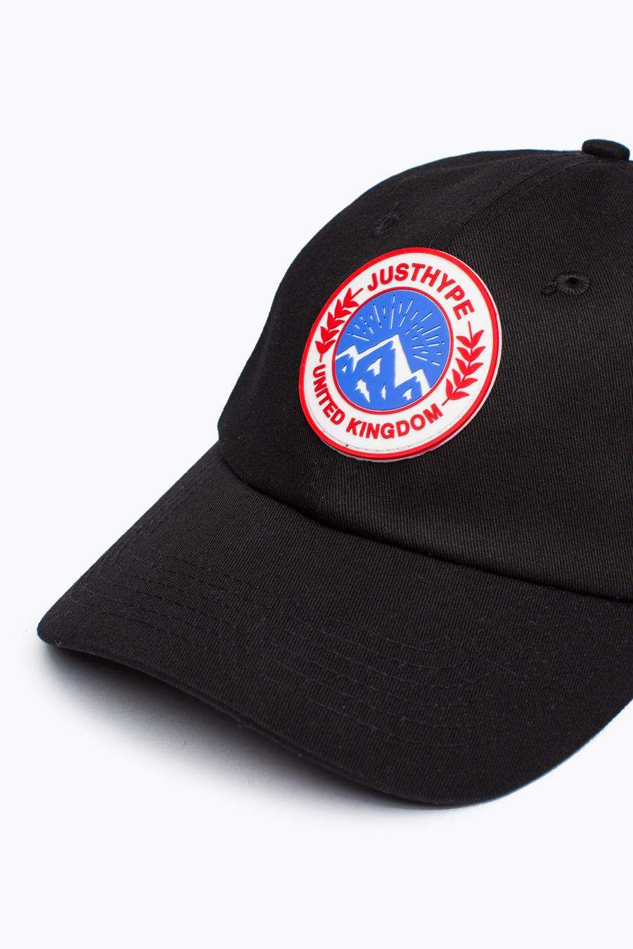 dd282dcd HYPE BLACK MOUNTAINEERING DAD HAT – JustHype ltd