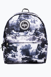 HYPE BLACK MONO CLOUDS BACKPACK