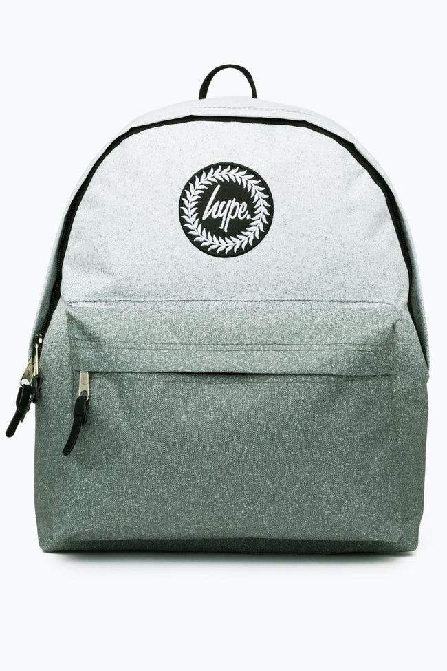 HYPE WHITE KHAKI SPECKLE FADE BACKPACK
