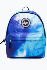 HYPE BLUE PAINT CLOUDS BACKPACK