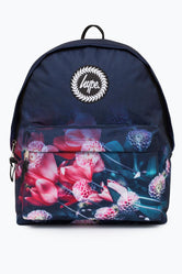 HYPE BLACK CLOSE ROSE FADE BACKPACK