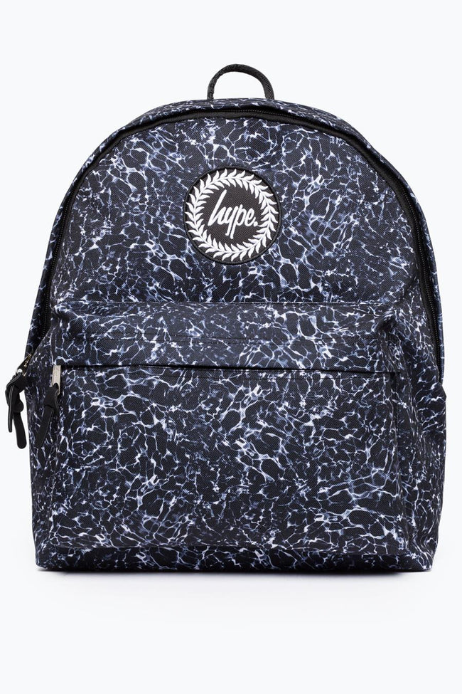 HYPE BLACK MONO POOL BACKPACK