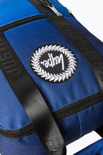 HYPE NAVY FADE BOXY BACKPACK