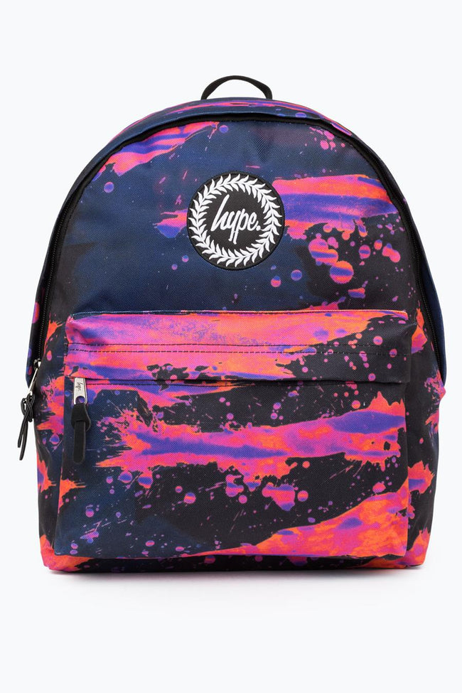 HYPE SUNSET PAINT BACKPACK