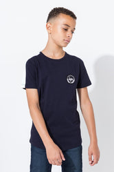 HYPE NAVY ALEXANDRA KIDS T-SHIRT
