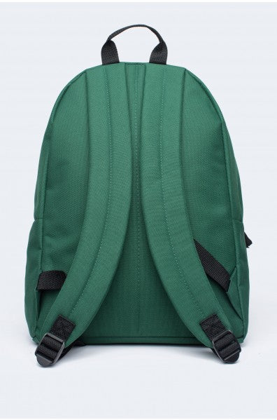 HYPE GREEN BADGE BACKPACK