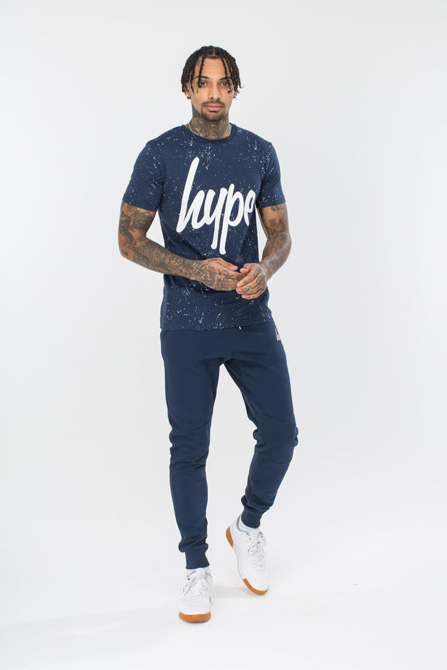 HYPE AOP SPECKLE MEN'S T-SHIRT