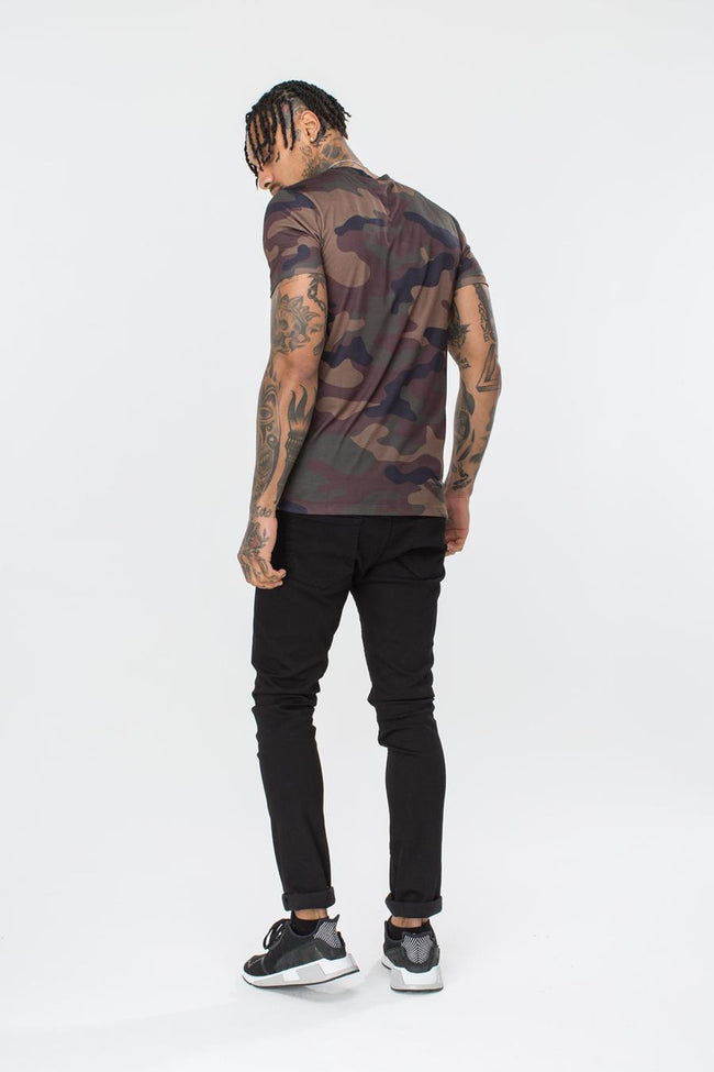 HYPE CAMO MEN'S T-SHIRT