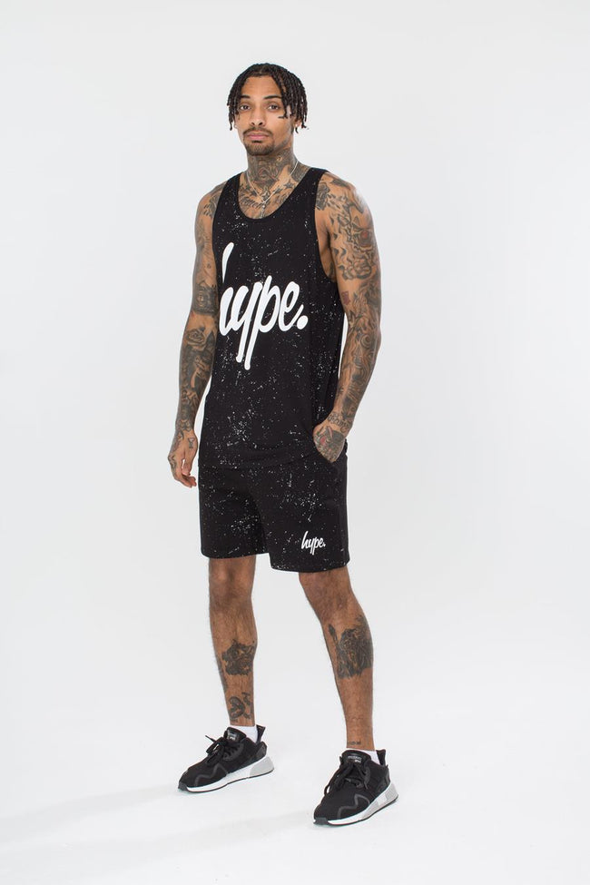 HYPE AOP SPECKLE MEN'S SHORTS