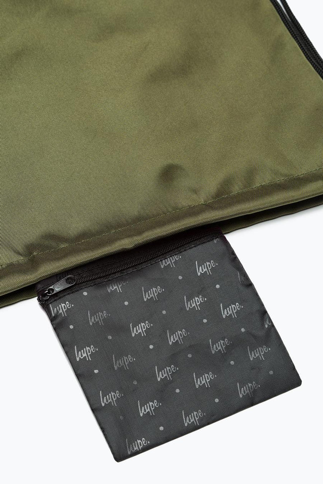 HYPE GREEN CORE DRAWSTRING