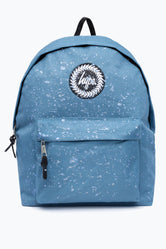 HYPE AIRFORCE BLUE WITH METALLIC BLUE SPECKLE BACKPACK