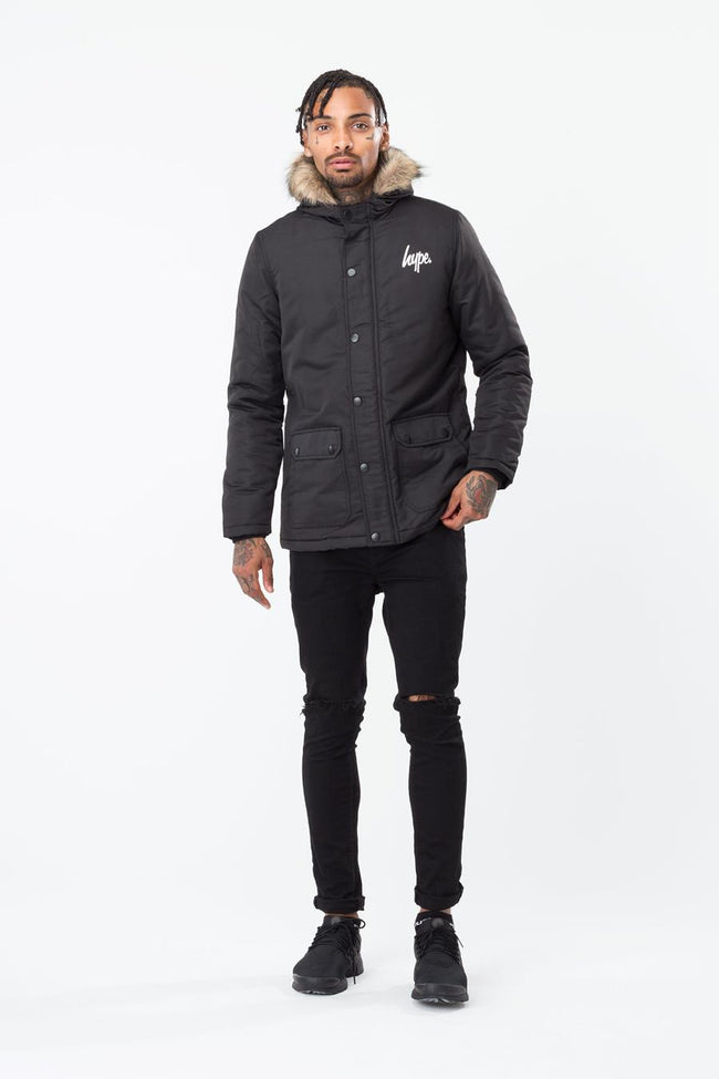 HYPE CLASSIC MEN'S PARKA JACKET