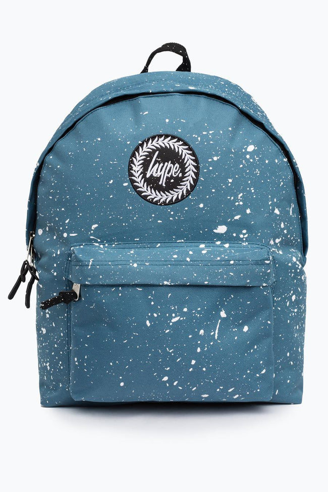 HYPE AIRFORCE BLUE WITH WHITE SPECKLE BACKPACK