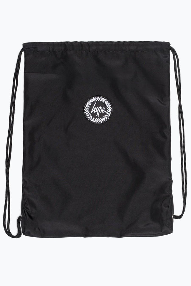 HYPE BLACK CORE DRAWSTRING