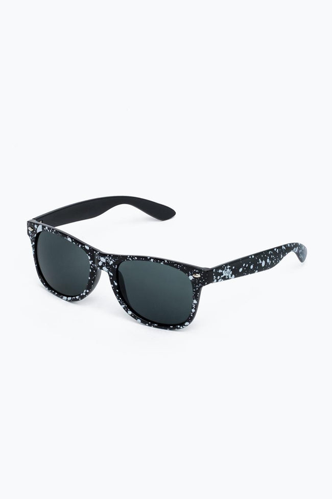 HYPE BLACK CORE SPECKLE SUNGLASSES