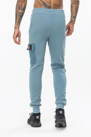 HYPE PETROL INSIGNIA LOOP PANEL MENS JOGGERS