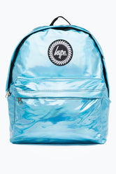HYPE AQUA HOLOGRAPHIC BACKPACK
