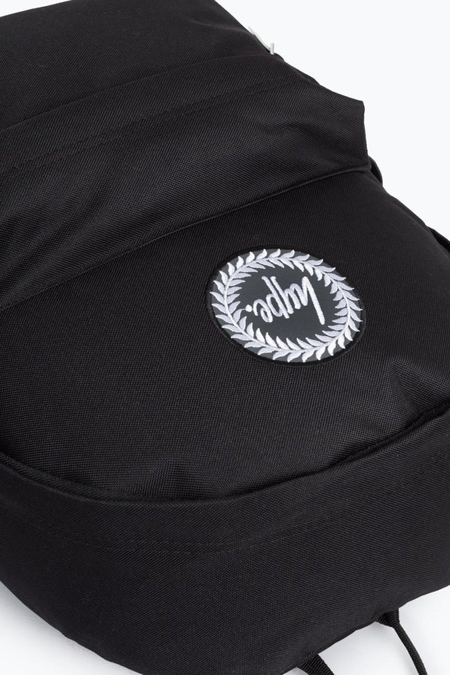 HYPE BLACK BOTTLE BACKPACK