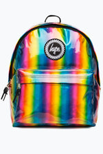HYPE RAINBOW HOLOGRAPHIC BACKPACK