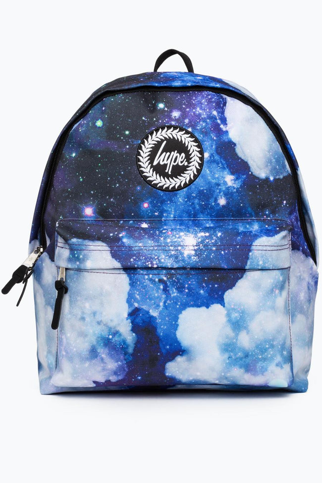 HYPE BLUE SPACE CLOUD BACKPACK