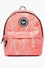 HYPE PEACH SPLAT BACKPACK