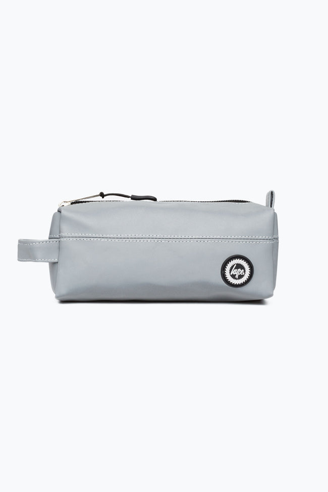 HYPE GREY REFLECTIVE PENCIL CASE