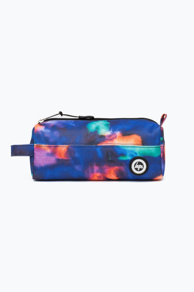 HYPE MULTI TIE DYE PENCIL CASE