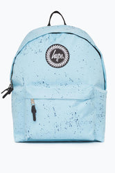 HYPE BABY BLUE WITH NAVY SPECKLE BACKPACK