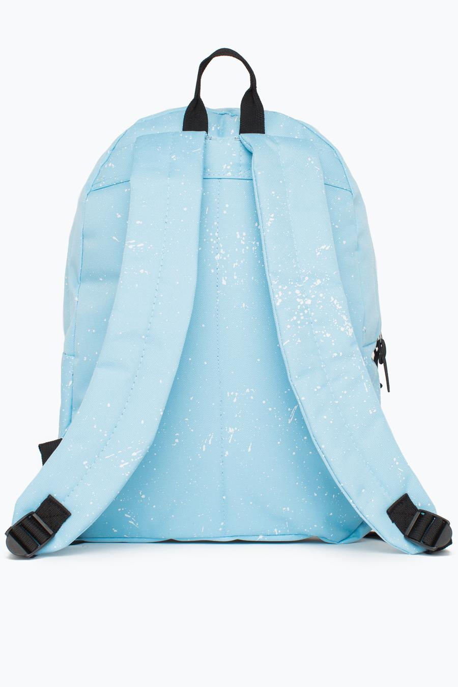 73dc38353d HYPE BABY BLUE WITH WHITE SPECKLE BACKPACK – JustHype ltd