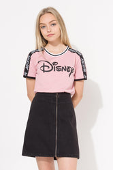 HYPE DISNEY PINK TAPE KIDS T-SHIRT