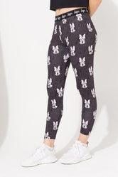 HYPE DISNEY BLACK JUSTHYPE MINNIE KIDS LEGGINGS