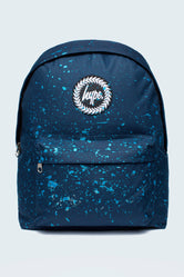 HYPE NAVY WITH METALLIC BLUE SPECKLE BACKPACK