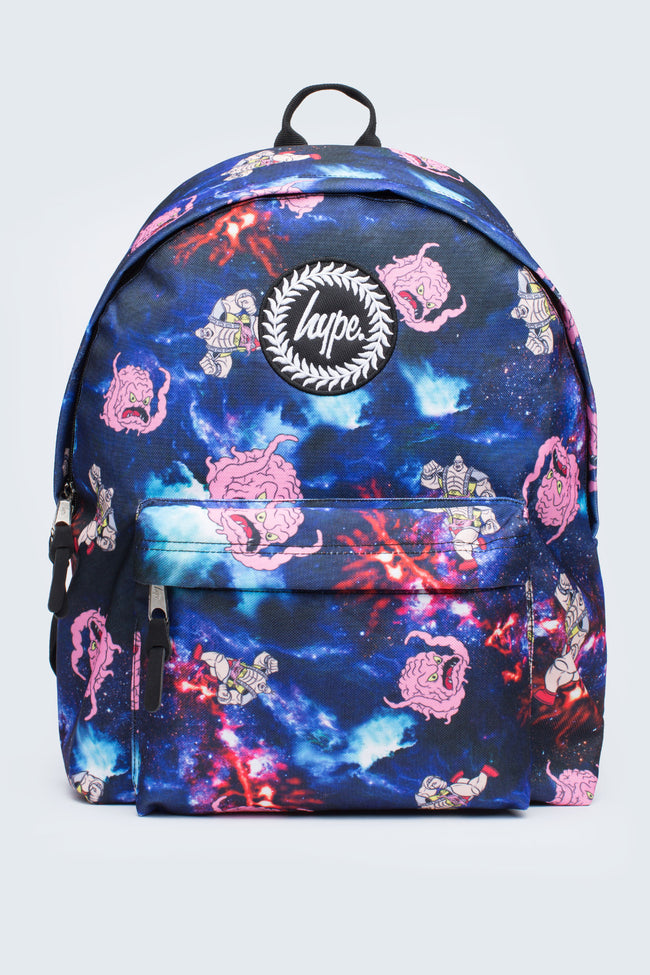 HYPE X TURTLES SPACE KRANG BACKPACK